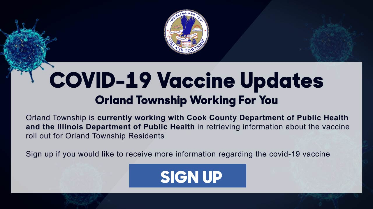 Orland Township Covid-19 Vaccination Campaign