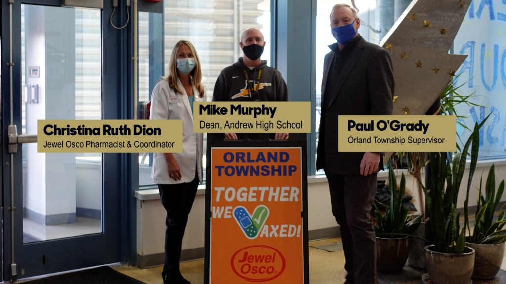 Orland Township Together We Vax